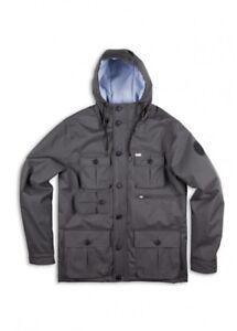 Matix City Utility Jacket (L) Black