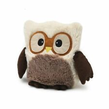 Warmies Microwavable - Hooty Cream Owl heatable Soft Scented toy INTELEX