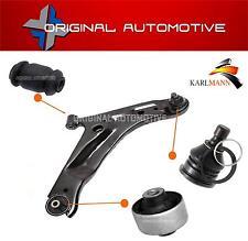FITS KIA PICANTO 04-2011 FRONT WISHBONE ARM BALLJOINT BUSH KIT L/R X1 BRAN D NEW