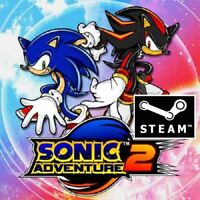 Sonic Adventure 2*Steam*key*pc*game*download*FAST*DELIVERY*