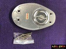 DUCATI SILVER ALUMINUM GAS FUEL CAP 749 999 GT SPORT 1000 CLASSIC MTS