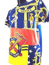 Vintage Atlanta Braves Shirt Post Game Gucci Hip Hop Streetwear Mlb Boho 90s M