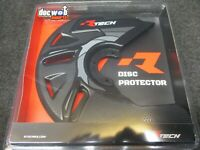 New Racetech universal front brake disc guard protector motocross enduro RM3709