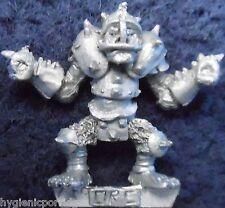 1987 Orco bloodbowl 1ra Edición Blitzer atacante Ciudadela Fantasy Football Ork Naf