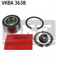 Radlagersatz für Radaufhängung Vorderachse SKF VKBA 3638