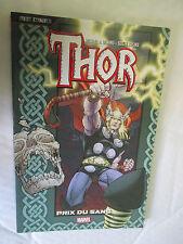 "Michael A. Deming & Scott Kolins ""Thor Prix du Sang"" /Panini Comics 2012"