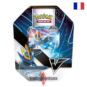 Pokémon - Pokébox Boite Attaquants-V : Pingoléon-V