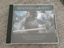 KINGDOM OF HEAVEN CD SOUNDTRACK - HARRY GREGSON-WILLIAMS