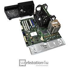 Dell RW199 Precision 7400 Mainboard LGA771+CPU+CPU Cooler+Dual Kühler + 4GB RAM
