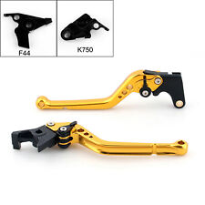 Long Brake Clutch Levers For Kawasaki NINJA 650R 400R ER-6N ER-6n Versys Gold B/