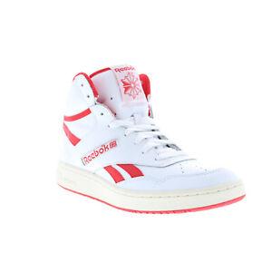 Reebok BB 4600 Herren Weiß Synthetik Basketball Sneaker Turnschuhe