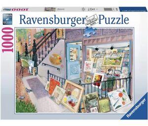 Ravensburger ART GALLERY Jigsaw Puzzle -1000 pc - FREE UK P&P
