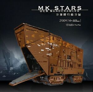 Mould King 21009 UCS SANDCRAWLER NEU
