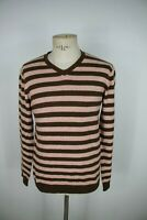 TOMMY HILFIGER LANA WOOL Maglione Cardigan Sweater Pullover Tg M Uomo Man C