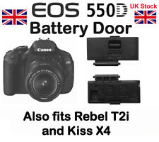 Battery Door cover for Canon EOS 550D, T2i, &  Kiss X4  NEW