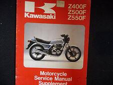 kawasaki motorcycle repair manuals literature 1983 ebay rh ebay ie