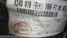 100ft Belden Wire 8240 RG-58/U 20awg Solid Copper Coax Transmission/Comp Cable
