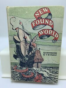 1967 New Found World by Katherine Shippen C.B. Falls HARDCOVER