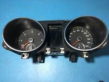 2012 Volkswagen Golf MK6 5K0920962A Speedometer Instrument Cluster