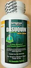 New listing Dasuquin With Msm for Small to Medium Dogs 84 Chewable Tablets