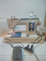 Vintage JANOME (SANCO) 539 Sewing Machine