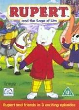 Rupert: Rupert and the Sage of Um [DVD]