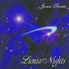 JONN SERRIE - Lumia Nights - NEW CD Space Music New Age Ambient