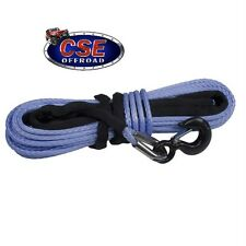 Synthetic Winch Rope 11/32 x100' Dyneema SK-75 Jeep 4X4 15102.10 Rugged Ridge