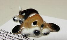 ➸ HAGEN RENAKER Dog Miniature Figurine Basset Hound Puppy