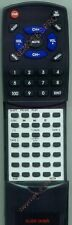 Replacement Remote for ADCOM GTP450, RC45II, GTA450