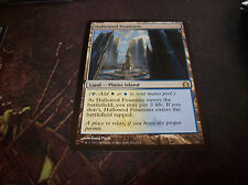HALLOWED FOUNTAIN LAND RARE RETURN TO RAVNICA FREE SHIPPING WITH TRACKING