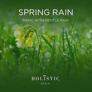 RELAXING PIANO MUSIC & GENTLE RAIN CD FOR SPA STRESS RELIEF MASSAGE DEEP SLEEP