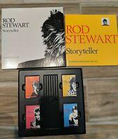 ROD STEWART - STORYTELLER / The Complete Anthology: 1964-1990 (4-Cassette Set)