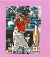 2020 Topps 582 Montgomery Club Foil Stamp #276 Yordan Alvarez RC Houston Astros
