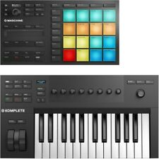 Native Instruments MASCHINE MIKRO MK3 + KOMPLETE KONTROL A25 | Neu