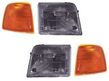 1993-1997 FORD RANGER HEAD LIGHT AND CORNER LAMP LIGHT RIGHT & LEFT