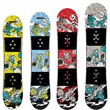 Burton LTR Kids Kinder Snowboard Jungs Mädchen Freestyle Flat Rocker NEU
