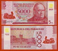 P234   Paraguay  5000  Guaranies  2011   UNC
