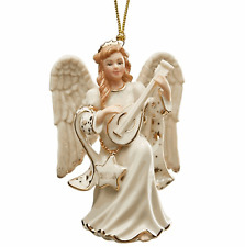 Lenox 2018 Angel's Mandolin Melody Ornament - 2nd in Series