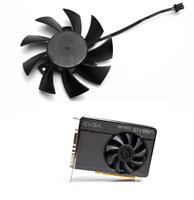 New EVGA X58 MGT5012XR-A10 DC12V 44x44x10mm 40mm 3-Pin Graphics Card Cooling Fan