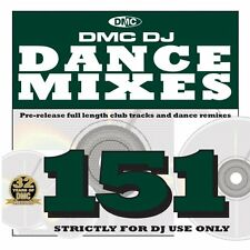 DMC Dance Mixes Issue 151 Music DJ CD Club Tracks & Dance Remixes