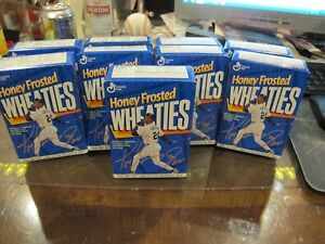 Ken Griffey, Jr-1996 Honey Frosted Wheaties-1oz Mini Cereal Box-Seattle Mariners