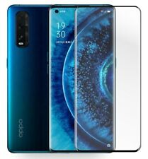 2xCurved Oppo Reno 3 / 4 Pro 5G Find X2 Full Coverage Tempered Glass Protector