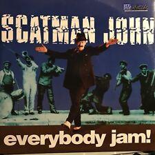 SCATMAN JOHN • Everybody Jam! • Vinile 12 Mix • 1996 DROHM