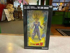 2017 Manga Dimensions  Super Master Stars Piece Dragon Ball Z The Son Gohan +Box