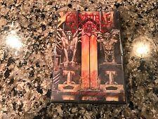 Cannibal Corpse Live Cannibalism New DVD! Napalm Death Deicide Carcass Gwar