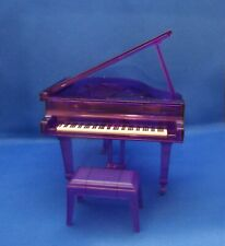 Barbie~Purple Piano for Kelly, Chelsea and Friends~Doll not Included
