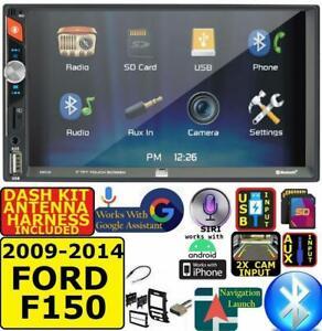2009-14 FORD F150 AM/FM BLUETOOTH USB SD CAR RADIO STEREO