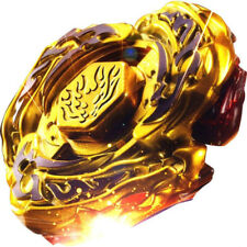 Bey Blade Drago Gold Metal Fusion 4d Set Launcher System Gyroscope Beyblade Grip