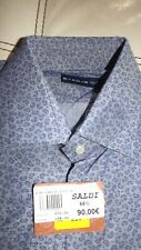 Etro New Collection Shirt Handmade Size 40 270,00 Cart. Cotton Fabric sh2378